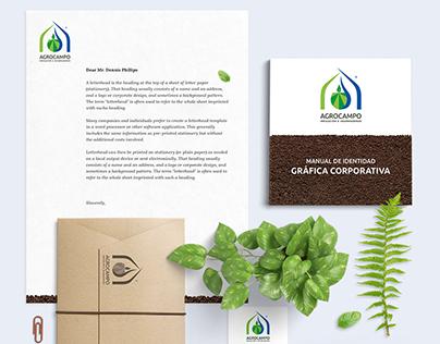 Identidad Corporativa - Agrocampo