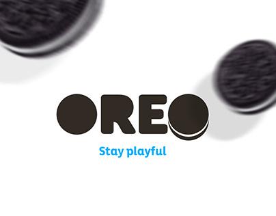 Oreo   Stay playful