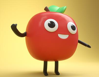 La p'tite pomme