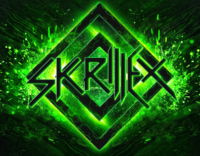 Skrillex Album Artwork & Wallpaper