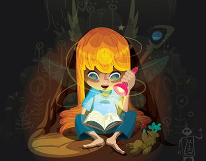 FANTASTICULA - Forest Fairy