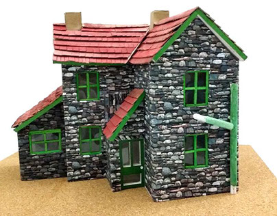 Shun the sheep House model