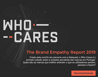 Who Cares - Brand Empathy Report