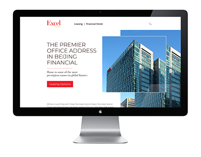 Excel Centre Website