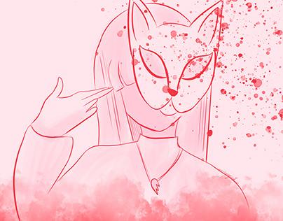 Pink Sadness