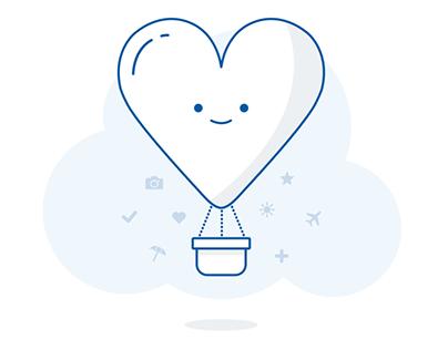 illustration - valentine's day