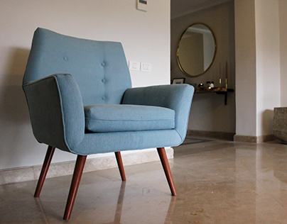 """DUALITY """"Mid Century Chairs"""""""