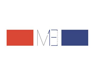 Beijing M13 Art Program Branding Logo Design