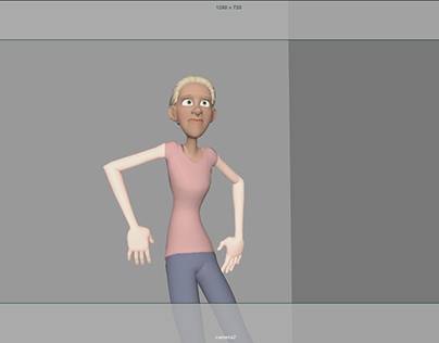 3D Animation-Dialog