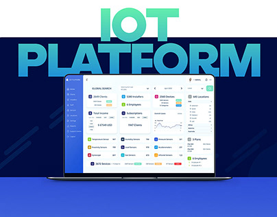 IOT Platform - By MOKA