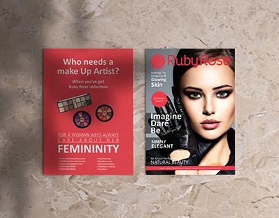 Catalog DesignFor Ruby Rose Company