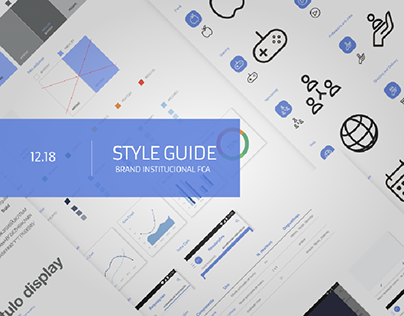 Style Guide Brand Institucional - UX Team and UI