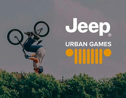 Jeep Urban Games