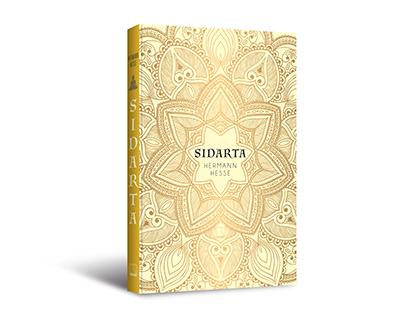 """Cover design of """"Sidarta"""""""