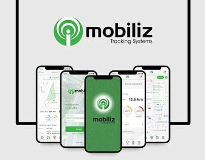 Mobiliz Turkiye - UI/UX Design