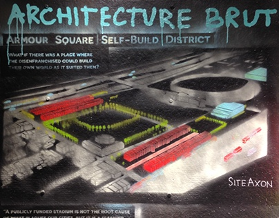 Architecture Brut: Armour Square Self-Build District