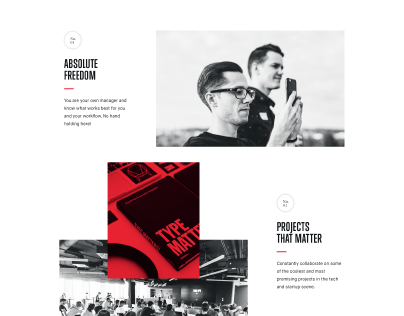 STRV Branding and Website