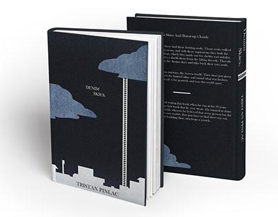 Denim Skies / Book Design Mock-up