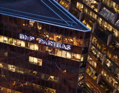 BNP Paribas - web site