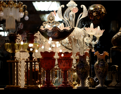 Antique Shop Damascus