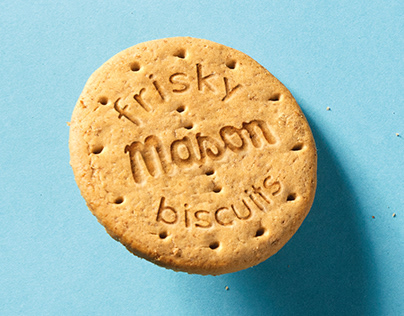 Mason - Frisky Biscuits