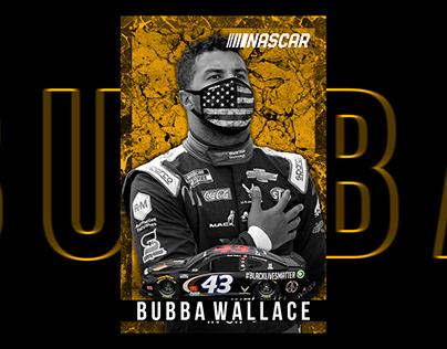Bubba Wallace | NASCAR