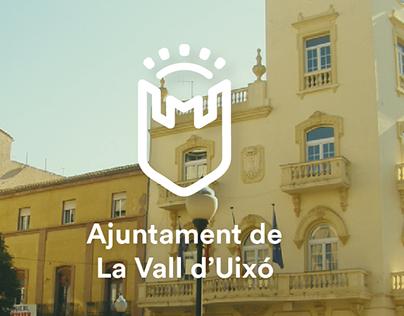 Proposta de redisseny de l'escut de la Vall d'Uixó