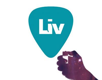 Liv - TV Network Branding