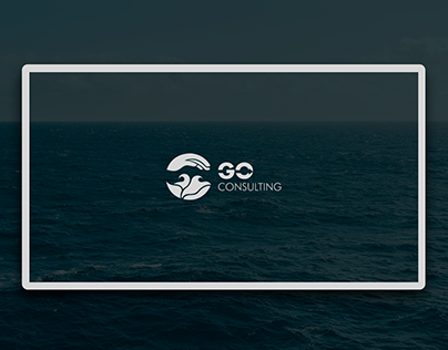 "Logo and corporate identity for ""GO Consulting"""