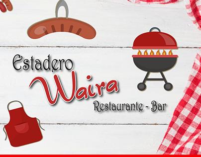 Social Media / Estadero Waira Restaurante Bar.