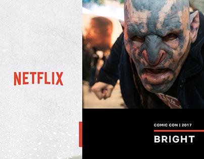 Netflix | Comic Con 2017 | Bright