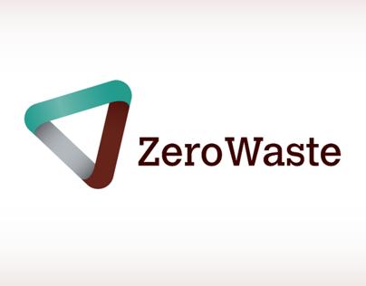 ZeroWaste - RIT Recycling Campaign Re-Design