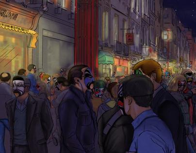 China Town : Street Opera