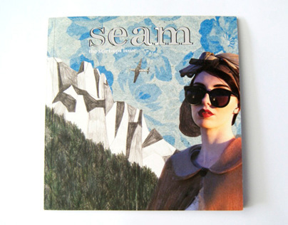 Seam Magazine | the start-ups issue, 2011