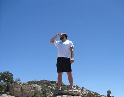 Jonathan Tooker outdoors