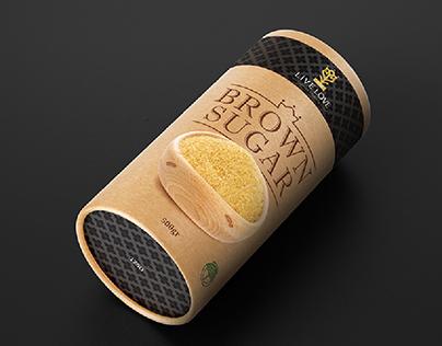 Brown Sugar | Livelove | Packaging