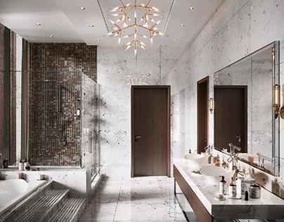 'White Bath'