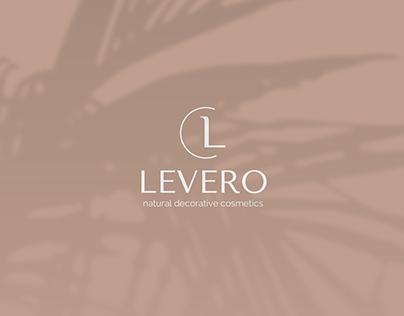 Logo for decorative cosmetics