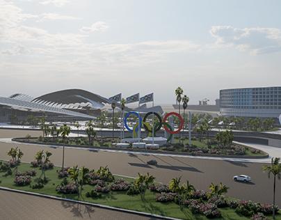 Olympic Village, new Ismailia