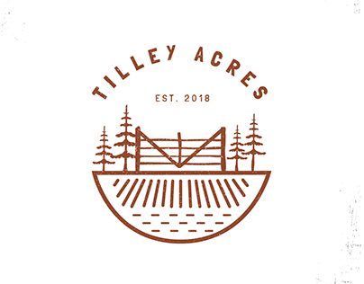 Branding: Tilley Acres Farm