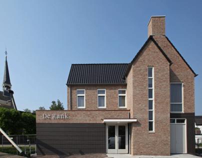 Church community center, Nieuwkoop, the Netherlands