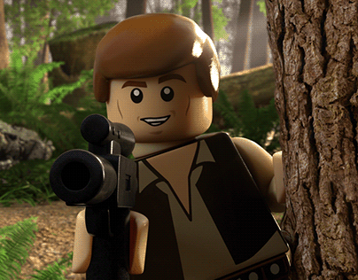 LEGO STAR WARS - Endor is the Key