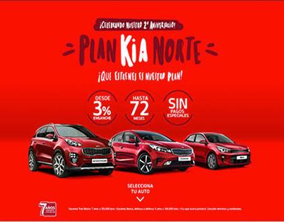 Campaña Plan Kia.