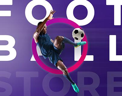 Football world Store (e-commerce)