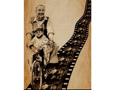 Cinema Paradiso Illustration