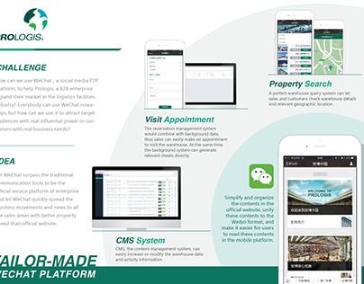 WeChat CMS Design & Development