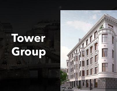 Разработка презентации и визиток для Tower Group
