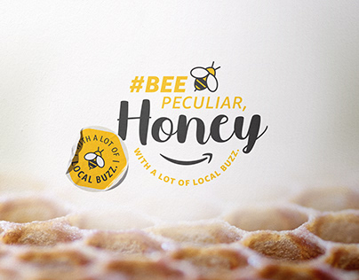 Honey Jar - Amazon