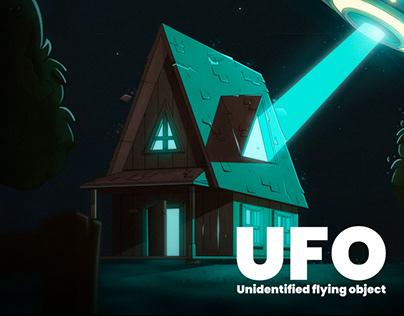 UFO - Illustration