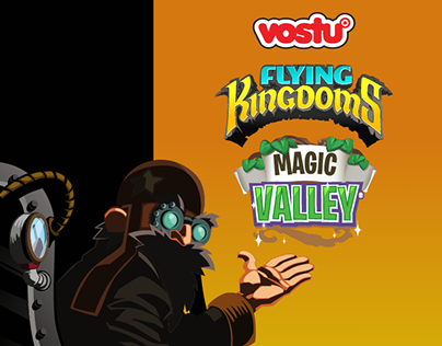 Flying Kingdoms & Magic Valley